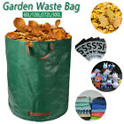 Vegetables Plants Garden Waste Bag Leaf Grass Container Potting Growing Bag