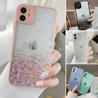 Kyпить For iPhone 11 Pro Max XR XS MAX 8 7+ Case Slim Bling Glitter Clear Girly Cover на еВаy.соm