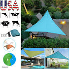 Outdoor Waterproof Garden Awning Sun Shade Sail Canopy Patio Lawn Cover UV Block