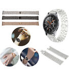 Stainless Steel Bracelet Diamond Strap Band For Samsung Galaxy Watch Active 46mm