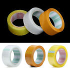 Strong Waterproof Parcel Packing Tape Clear Sellotape Carton Sealing
