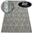 """Modern Natural Sisal Carpet Floorlux """" Triangles Practical Despicable Me To"""
