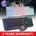 Led Gaming Keyboard And Mouse Set For Pc Laptop Xbox Windows