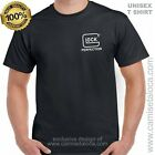 OFFICIALLY LICENSED GLOCK PERFECTION - LOGO T-SHIRT - USA GUN GIFT