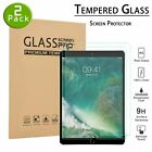 2Pcs Premimun TEMPERED GLASS Screen Protector for iPad 9.7 5th 6th Air 2nd Gen