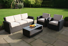 Kingston 3 Seater Sofa Set Garden Furniture