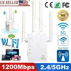 Kyпить 1200Mbps WiFi Range Extender Repeater Signal Booster Wireless Amplifier Router на еВаy.соm
