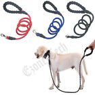 5 Ft Dog Leash Service Lead Training Padded Handle Reflective Nylon Puppy Rope
