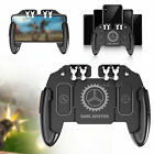 PUBG Game Controller Mobile Phone Gamepad Joystick Six Finger for iPhone Android