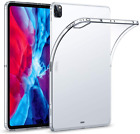 iPad Pro 12.9 2020 Case Back Cover Full Body Protection Round Bumper Shockproof