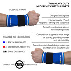 Gymnast Wrist Straps Supports Pair Hand Arm Sleeve Sports Tennis Golf Gym Hockey