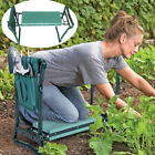 Garden Portable Kneeler Foam Kneeling Stool Foldable Padded Seat Pad With Bags