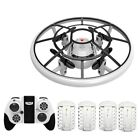 Mini Quadcopter Induction Drone Smart Watch Remote Sensing Gesture Aircraft UFO