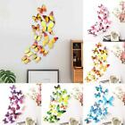 3d Butterfly Wall Stickers & Magnetic Decals Home Room Decor Best New