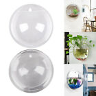 DIY Acrylic Wall Mounted Hanging Bubble Bowl Plant Fish Tank Aquarium Home Decor