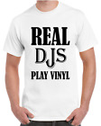 RETRO FAN REAL DJS PLAY VINLY Music GRAPHIC ART DESIGN HIGH QUALITY...