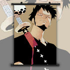 One Piece    Trafalgar Law  HD Wall Poster Scroll Home Decoration