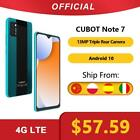 Cubot Note 7 Smartphone Triple Camera 13MP 4G LTE 5.5 Inch