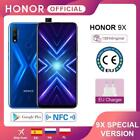Special Version Honor 9X Smartphone 4G128G  48MP Dual Cam 6.59''