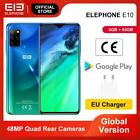 "ELEPHONE E10 Smartphone 4GB 64GB 6.5"" Waterdrop Screen 48MP"
