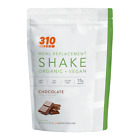 Vegan Organic Meal Replacement Shake - Plant Protein Powder Official 310 Listing