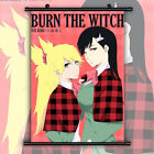 Burn The Witch  Ninny Spangcole Niihashi  HD Wall Poster Scroll Home Decoration
