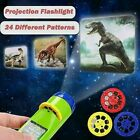 Children torch projector toy 1 2 to 6 years old girl boy Christmas gift
