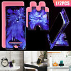 Silicone DIY Mobile Phone Stand Resin Mold Casting Epoxy Mould Craft Holder Tool