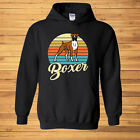 Cute Boxer Dog Hoodie Shirt Dog Lover Gift