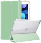 10.2 iPad 8th Gen Case Flip Folio Cover Trifold Stand Full Body Protection Armor