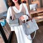3PCS Women's Wallet  Shoulder Bag Set In 5 Colors