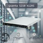 "Quanta S210-X12RS 4x3.5"" Configurable 1U Cheap Server CPU/RAM/Caddys 2.5GHz"