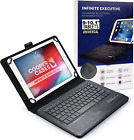 """Universal High Quality Bluetooth Magnetic Keyboard Folio for Tabs 7-8""""//9-10.1"""""""