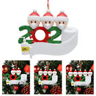 Personalized 2020 Merry Christmas Tree Ornament Hanging Family Home Decor Xmas