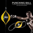 Pear Double End Punching Ball Training Reflex Speed Hanging Fitness Boxing Bag