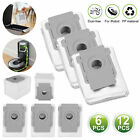 For Irobot Roomba i7 i7+ Vacuum Cleaner Filter Dust Bag 6/12Pcs Replacement Part