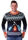 Adult's Narwhal Ugly Christmas Sweater