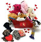Happy Valentines to Your Best Friend with a Tail Wagging Valentines Basket- Dog