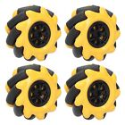Wheel Omni‑directional Smart Robot Car Parts Accessories Toy Components 60mm New