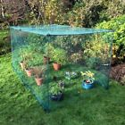 Plant Protection Fruit and Veg Cage with Bird Proof Netting  -  In  5 Sizes