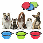 Portable Pet Dog Cat Travel Water Bowl Bottle Feeder Drinking Fountain