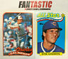1989 Topps & Traded Baseball Card YOU PICK #671-792 & #1T-132T inc RC & HOFers