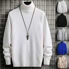 Pullover Men Sweater Blouse Winter Cable Knitted Casual Jumper Knitted