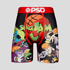 PSD Black Space Jam Group Boxer Briefs