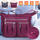 Women Handbag Shoulder Tote Crossbody Lady Messenger Satchel Purse Waterproof US
