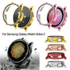 Cover Protector Bling Diamond For Samsung Galaxy Watch Active 2 40mm 44mm