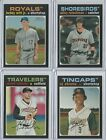 2020 Topps Heritage Minor League SP Short Print Pick Player (201-220)