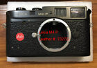 Leica M4-P camera replacement leatherette cover pre cut self-adhesive