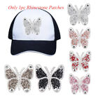 Motifs Sticker Iron-on Hotfix Butterfly Clothing Accessories Rhinestone Patches
