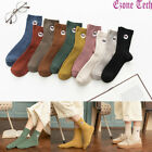 Women Ankle Quarter Cotton Crew Socks Non-Skid Casual Sport Cute Dog Socks